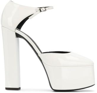 Giuseppe Zanotti Patent Leather Platform Heels