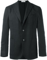 Boglioli three-button blazer - men - Spandex/Elastane/Cupro/Virgin Wool - 46