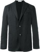 Boglioli three-button blazer - men - Spandex/Elastane/Virgin Wool/Cupro - 46
