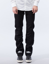 Hood by Air Double Sag Jeans