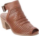 Chocolat Blu Scalrett Leather Sandal