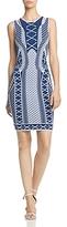 GUESS Clara Jacquard Dress