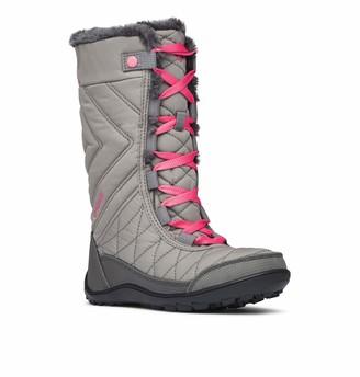 Columbia Unisex-Child Minx Mid III Waterproof Omni-Heat Winter Boot