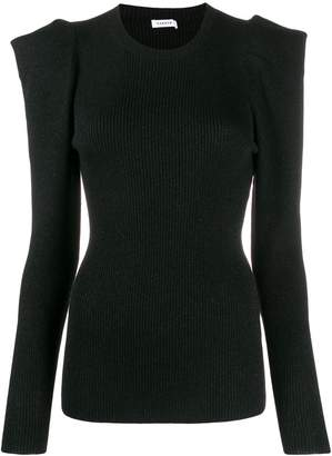 P.A.R.O.S.H. structured knit top
