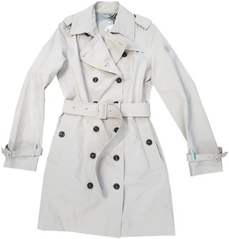 Save The Duck Beige Trench Coat for Women