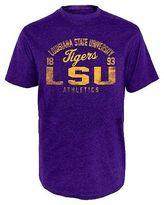 NCAA LSU Tigers Men's Heather T-Shirt