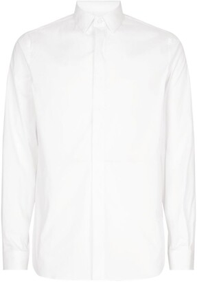 Valentino Concealed Button Day Shirt
