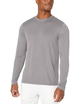 Amazon Essentials Men's Performance Tech Long-Sleeve T-Shirt