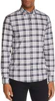 Michael Kors Jase Check Slim Fit Long Sleeve Button-Down - 100% Exclusive