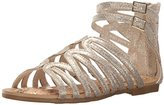 Stuart Weitzman Camia Loop Strappy Ankle Gladiator Sandal (Little Kid/Big Kid)