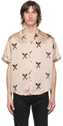 Enfants Riches Deprimes Pink New Logo Short Sleeve Shirt