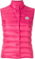 Moncler 'Liane' padded gilet - women - Feather Down/Polyamide/Feather - 2
