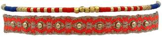 LeJu London Set Of Two Bracelets In Bright Colours