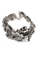 Anne Weyburn Rhinestone Bracelet