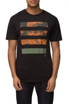 Tavik Men's 'Ridiment' Graphic Crewneck T-Shirt