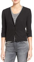 Madewell Women's Knit Button Down Top