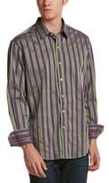 Robert Graham Charterhouse Woven Shirt.