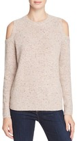 Rebecca Minkoff Page Cold-Shoulder Sweater