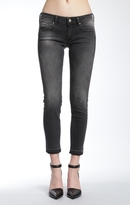 Mavi Jeans Serena Ankle Super Skinny In Smoke Tribeca