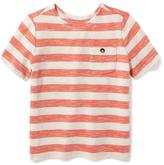 Old Navy Striped Pique Tee for Toddler