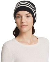 Theory Hody Striped Cashmere Beanie - 100% Bloomingdale's Exclusive
