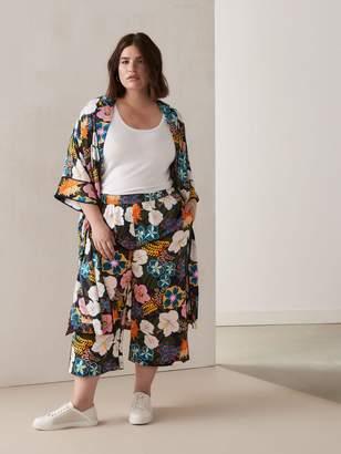 RACHEL Rachel Roy, Daria - Wide Leg Floral Pant