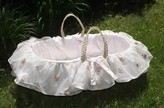 The Well Appointed House Lulla Smith Belle Moses Basket