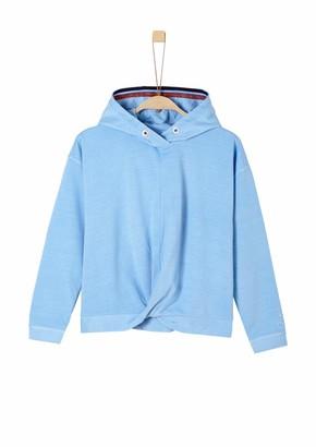 S'Oliver Girl's 66.902.41.4134 Sweatshirt