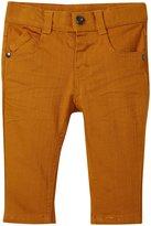Petit Lem Little Cowboy Pants (Baby)-Mustard-18 Months