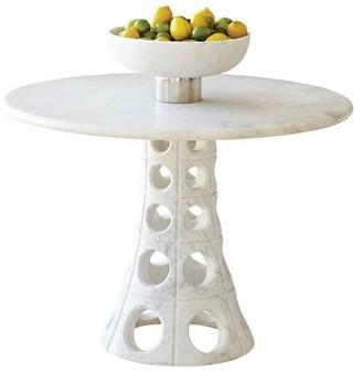 Global Views Taper Circle Dining Table