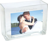 JCPenney Cathy's Concepts Personalized Glass Photo Vase
