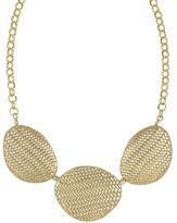 The Sak Basketweave Necklace