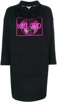 Kenzo World sweatshirt dress