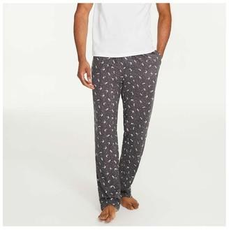 Joe Fresh Men's Sleep Pants, Charcoal (Size M)