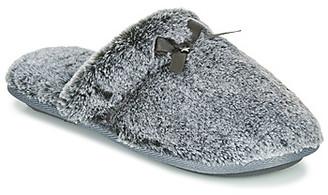 Isotoner 97276 women's Flip flops in Grey