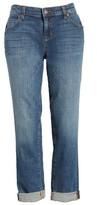Eileen Fisher Women's Organic Cotton Boyfriend Jeans