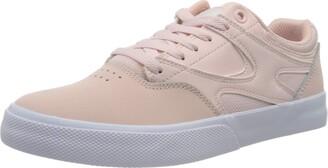 DC Kalis Vulc - Leather Shoes - Leather Shoes - Women - EU 38 - Pink