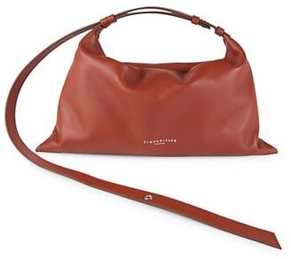 Simon Miller Puffin Leather Shoulder Bag