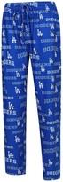 Unbranded Men's Concepts Sport Royal Los Angeles Dodgers Fairway Knit Pants