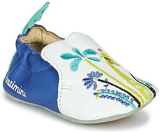 Catimini COLIMA girls's Flip flops in White