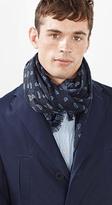 Esprit OUTLET soft paisley print woven scarf