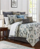 Waterford Blossom Reversible Queen Comforter Set