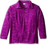Columbia Women's Plus-Size Glacial Fleece III Print 1/2 Zip Plus Size
