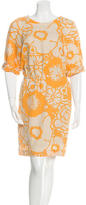 3.1 Phillip Lim Floral Sheath Dress