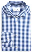 Eton Men's Slim Fit Check Dress Shirt