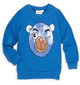 Mini Rodini Little Boy's & Boy's Bear Organic Cotton T-Shirt