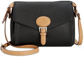 Giani Bernini Saffiano Small Square Crossbody, Only at Macy's