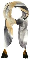 Vince Camuto Multicolor Tasseled Wrap