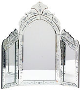Twos Company Two'S Company Venetian Style Dressing Table Mirror