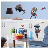 Superman RoomMates Day Of Doom Peel & Stick Wall Decals